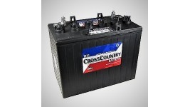 Batterie Cross Country 8 volts