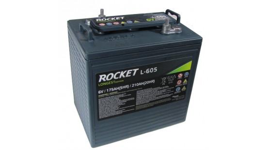 Batterie Rocket 6 volts