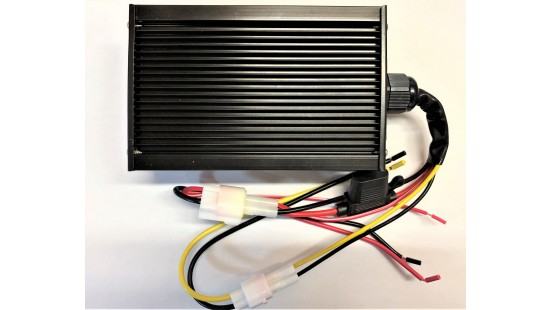Réducteur de voltage